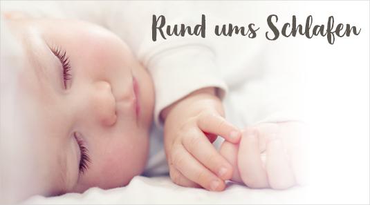 Themenwelt Schlafen bei babymarkt.de