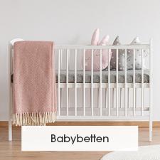 Schaue dir jetzt unsere Babybetten an