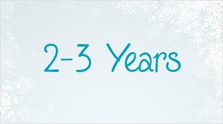Geschenkideen 2-6 Jahre
