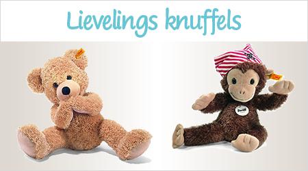 Lievelings knuffels