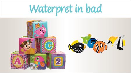 Waterpret in bad