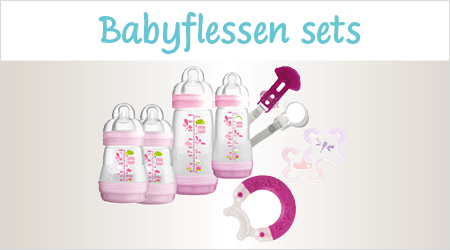 Babyflessen sets
