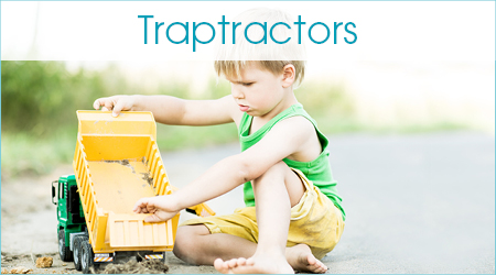 Traptractors