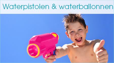 Waterpistolen & waterballonnen