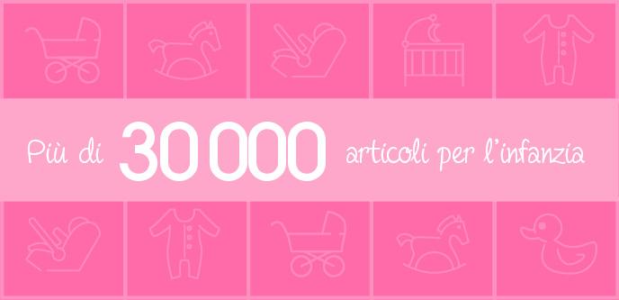 Più di 30.000 prodotti