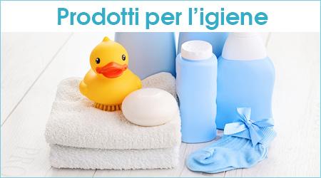 Pflegeprodukte für Babys