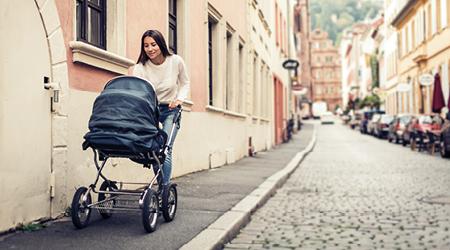 Lastenvaunuoppaamme avulla löydät juuri sinulle ja lapsellesi sopivat lastenvaunut!