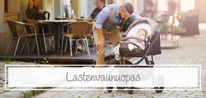 Lastenvaunuopas - kaikki tieto mitä tarvitset lastenvaunuista!
