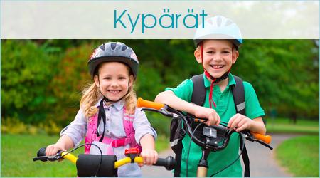 Pyöräilykypärät lapsille