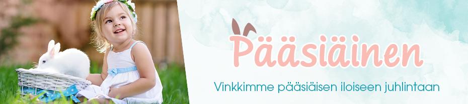 Pääsiäinen - Vinkkimme pääsiäisen iloiseen juhlintaan - pinkorblue.fi