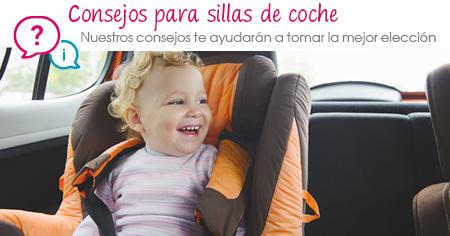 Guía de compra para sillas de coche