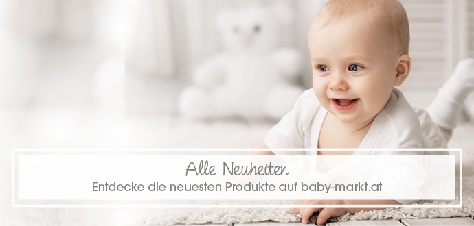 Alle Neuheiten bei baby-markt.at. Entdecke die neusten Produkte auf baby-markt.at