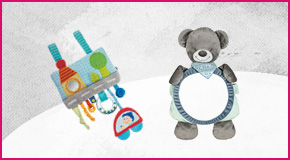 Kindersitz-Spielzeug