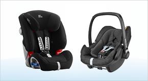 110f09290d9e4b Kinder nehmen in Autositzen sicher am Straßenverkehr teil - egal ob in  einer hochwertigen Babyschale