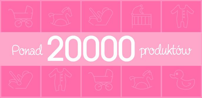 Ponad 20.000 produktów