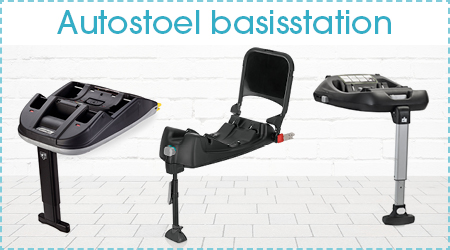 Basisstations en autostoel base