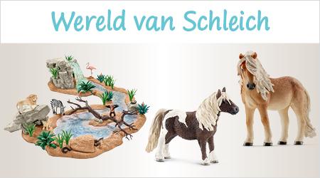 De natuurlijke wereld van Schleich