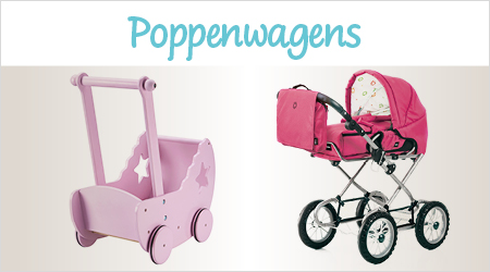 Poppenwagens
