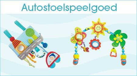 Autostoel speelgoed