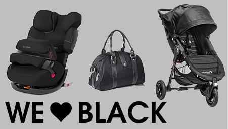 Thema we love colors zwart