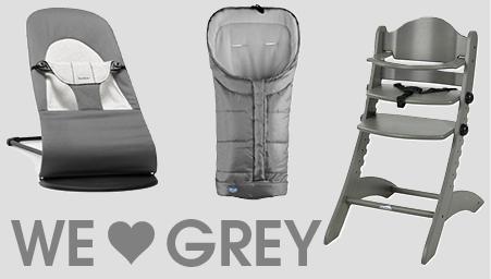 Thema we love colors grijs