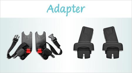 adaptere til barnevogne