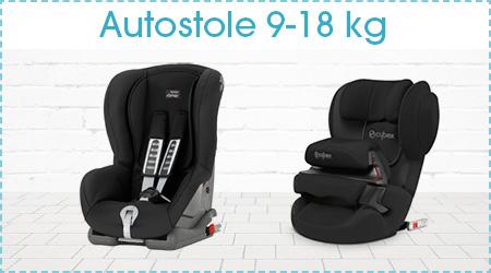 autostole 9-18 kg