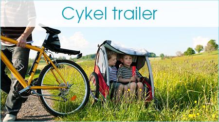 Cykel trailer