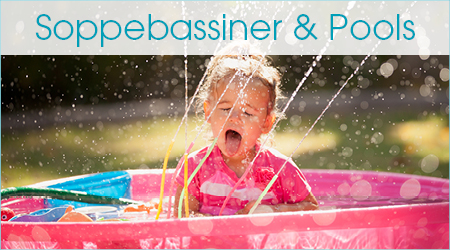 Soppebassiner & Pools
