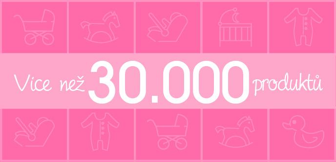 Více než 30 000 produktů