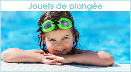Jouets de plongée pour les enfants