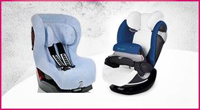 Housse de protection siège auto