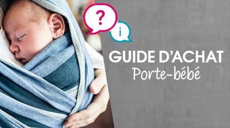 Guide d'achat porte-bébé