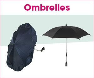pare-soleils et ombrelles