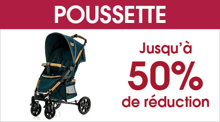 Poussette-Soldes