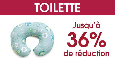 Toilette-Soldes