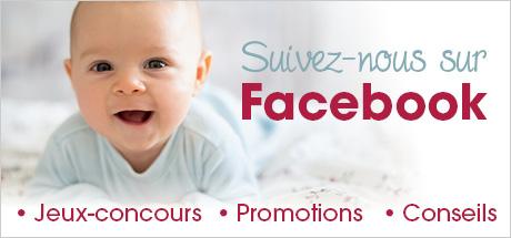 Jeu concours, offres exclusive, suivez roseoubleu.fr sur Facebook