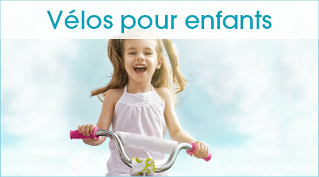 Vélos pour enfant