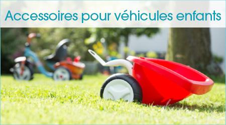 Accessoires véhicules enfant