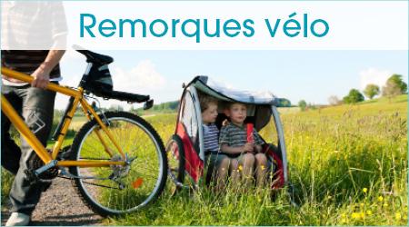 Remorques vélo