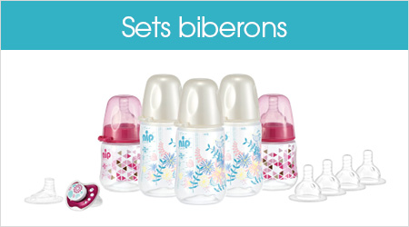 sets biberons
