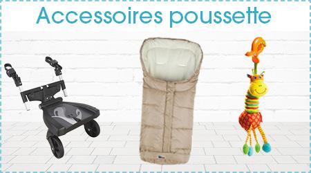 Accessoires poussette