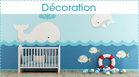 Décoration pour la chambre de bébé