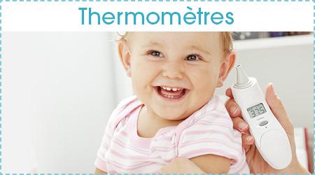 Thermomètres bébé