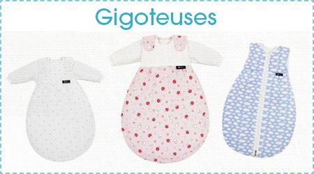 Gigoteuses bébé