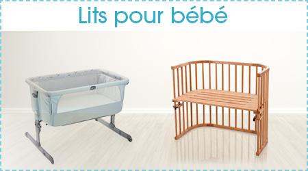 lits pour bébé
