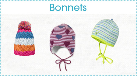 Bonnets enfant et bébé