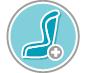 Kombination med baby-autostole