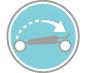 Aufbewahrung des Kinderwagens