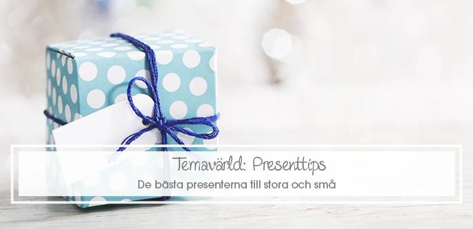 Presenttips för barn & bebisar!